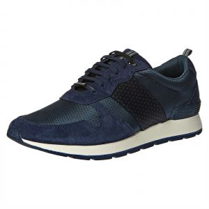 56504253c4eb9 Ted Baker Herby Lace Up Shoes For Men - Navy Blue