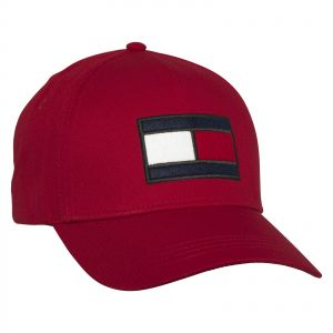 13b6b56c5ea Tommy Hilfiger Baseball Cap for Men - Red