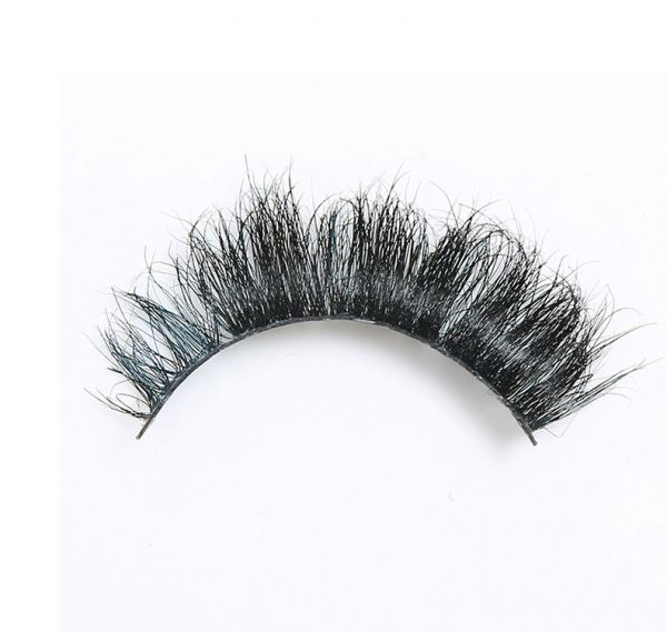 Natural Fidelity Women Luxurious Thick Makeup False Lashes Horse