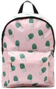 5f36231815a9 Cactus Printed Backpack Travel Students Polyester School Shoulder Bag  Backpack Purse for Outdoor Sport Teenager Causal Laptop Bag for Women Girls