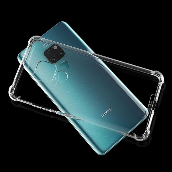 new style 163c3 0fb3f Transparent anti shock armor phone cover for HUAWEI Mate 20 Pro case back  cover for Mate 20
