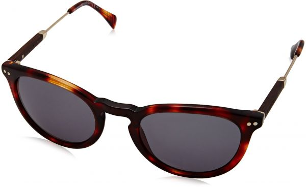 Tommy Hilfiger Cat Eye Sunglasses for Unisex - Grey Lens