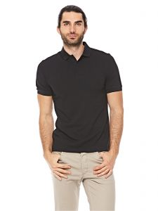 f70a20b509 Fred Perry Twin Tipped Polo For Men - Black