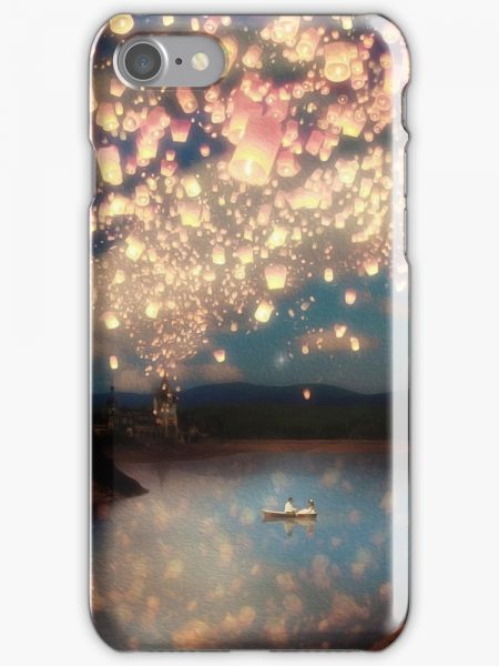 Wish Lanterns for Love Phone Case for apple Iphone 7 | Souq - Egypt