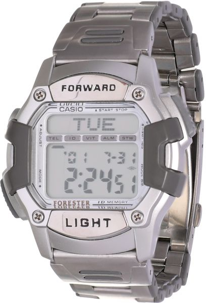 a503adddb Casio Stainless Steel Dress Watch For Men FT-1000H-7A, Silver | Souq - Egypt