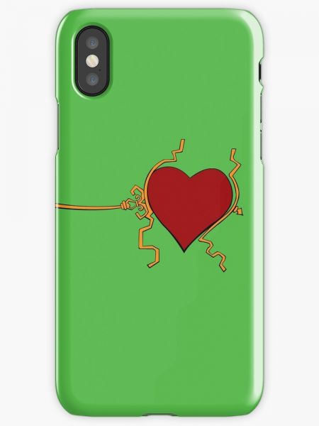 Three Sizes in One Day Phone Case for iPhone X