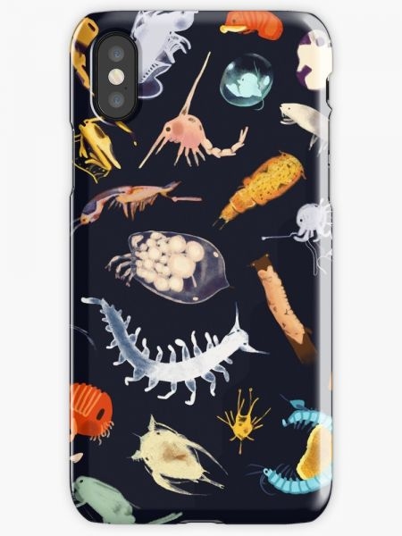 Plankton Plankton Phone Case for iPhone X