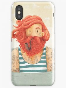 Octopus Phone Case for iPhone X