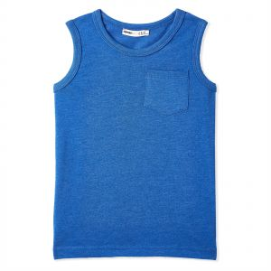 7fcf176c2c847 Koton Tank Top for Boys - Blue