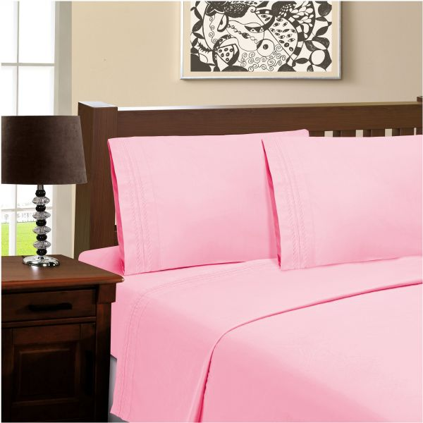 Superior Infinity Embroidered Luxury Soft Cooling 100 Brushed