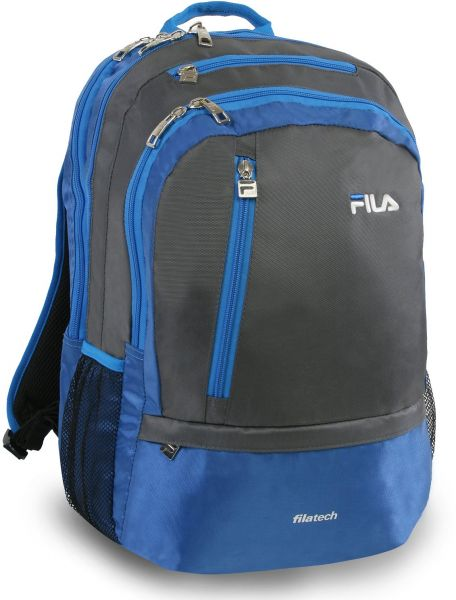 Fila Duel Tablet and Laptop School Backpack 720d61a7834dc