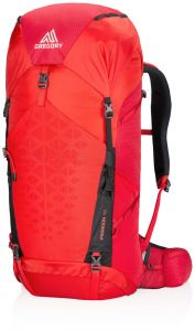 897eded03f8 Gregory Mountain Products Paragon 48 Liter Men s Backpack, Citrus Red,  Small Medium