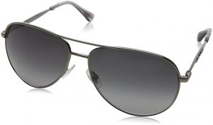 13e44324b1a Jimmy Choo Aviator Sunglasses for Men - Grey Lens