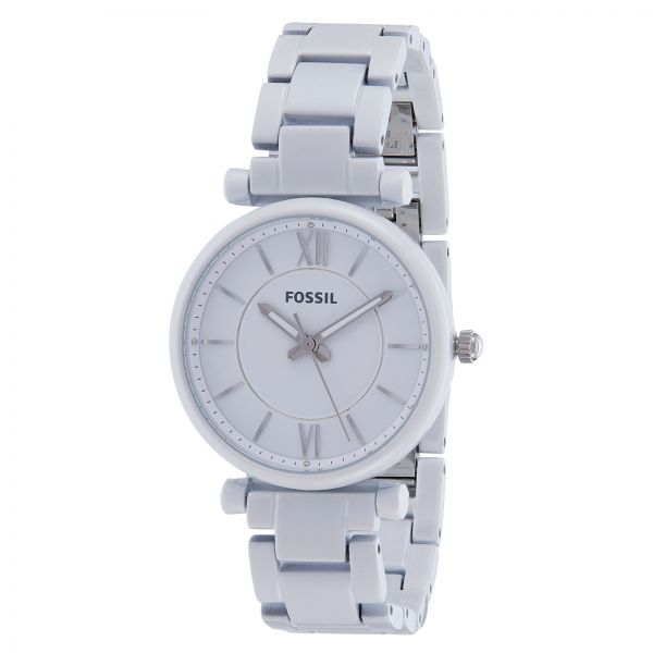 fd941f60470 Fossil Stainless Steel Dress Watch For Women - ES4401
