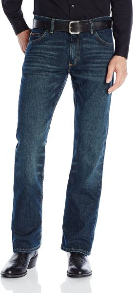 Wrangler Mens Tall 20X Competition Slim Fit Jean