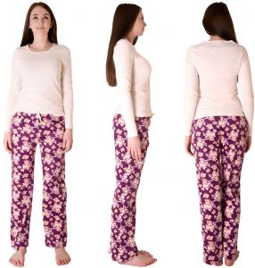 Cherokee Women s 2 Piece Pajama Set 557f1240f