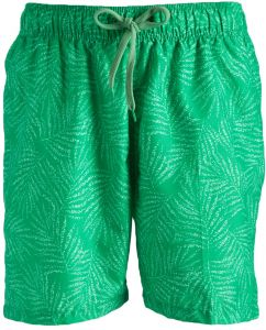 23dde7ddda59 Kanu Surf Men s Kingston Leaf Quick Dry Beach Volley Swim Trunk