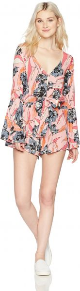ecc85412692d Billabong Junior s Sittin Pretty Romper
