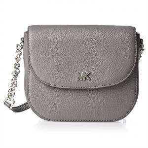 Michael Kors Flap Bag for Women - Light Grey 4e289d1cd5752