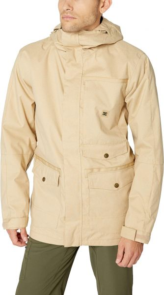 c2593a334f0 DC Men s SERVO Snow Jacket