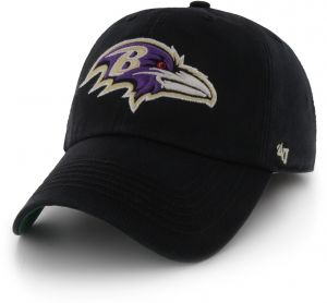 59a31218521 NFL Baltimore Ravens  47 Brand Franchise Fitted Hat