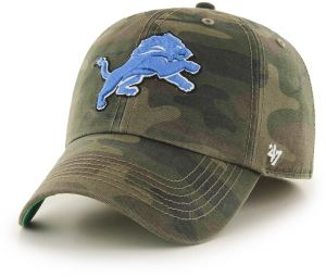 NFL Detroit Lions Harlan Franchise Fitted Hat 146932e32a2b