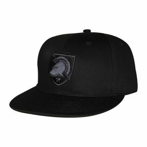 c676d80efd148 Ouray Sportswear NCAA Army Black Knights Mile High 5280 Flat Brim Snap Back  Cap, Adjustable Size, Black