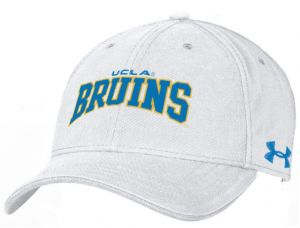 b9fb02354ea Under Armour NCAA UCLA Bruins Youth Garment Washed Cotton Adjustable Hat