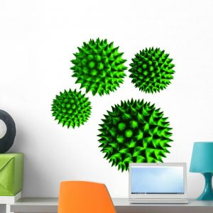 Gra Ne Pollen Wall Decal By Wallmonkeys Peel And Stick Graphic Wm144025 24 H X 18 W Medium Fot 6292679 24 Buy Online Skins Decals At Best Prices In Egypt Souq Com