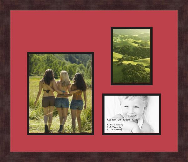 Art To Frames Double Multimat 225 76289 Frbw26061 Collage Frame