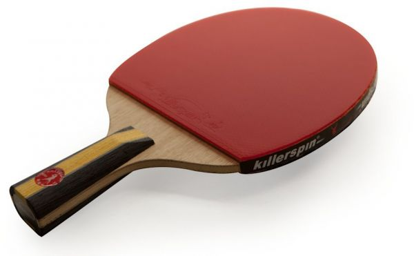 Killerspin Jet600 Table Tennis Paddle, Penhold