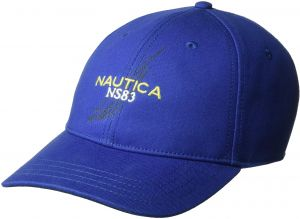 9dbd6464295 Nautica Men s J Class Adjustable Baseball Cap Hat