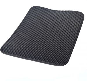67fb52dcb8c Double-Layer Honeycomb Cat Litter Mat Trapper with Waterproof Base Layer  ECO-Friendly Light Weight EVA Foam Rubber