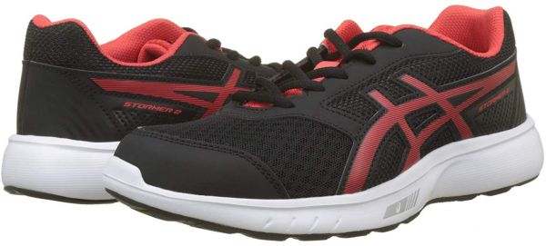 bf86342faa3b Asics Stormer 2 Gs Shoe for Kids
