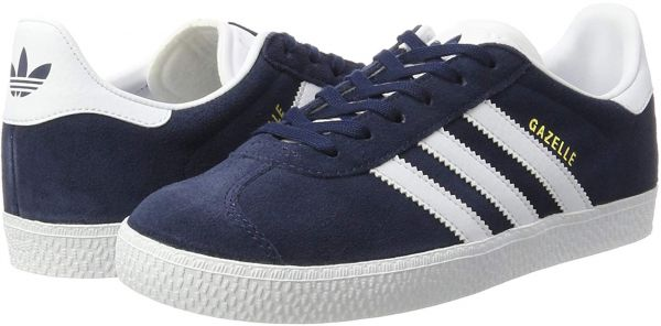 huge selection of 334a5 1c9f9 adidas Gazelle J Sneaker for Kids. by ADIDAS, Casual  Dress Shoes - 1  review. 50 % off