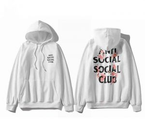 9d391e40152e Anti Social Social Club cherry blossom Hoodie Ins Hot Assc Unisex Hooded  Sweatshirt For Men And Women