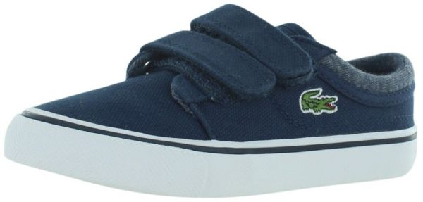 8ab5152f4a5e9 Lacoste Dark Blue Fashion Sneakers For Kids