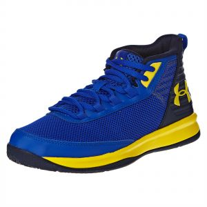 Under Armour Jet Mid Basketball Shoes For Kids dfe03c852