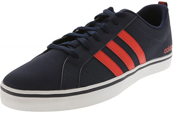 9974881fa74 adidas Men s Vs Pace Collegiate Navy   Core Red Footwear White ankle ...