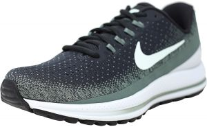 22145f9ec56 Nike Men s Air Zoom Vomero 13 Anthracite   Barely Grey Ankle-High Fabric Running  Shoe - 7.5M