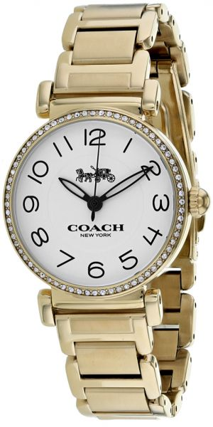 c9e4031056a Coach Casual Watch For Women Analog Stainless Steel - 14502855 ...