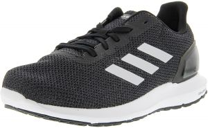 Adidas Women s Cosmic 2 Core Black   Silver Metal Grey Five Ankle-High Running  Shoe - 7M 78e8d74820