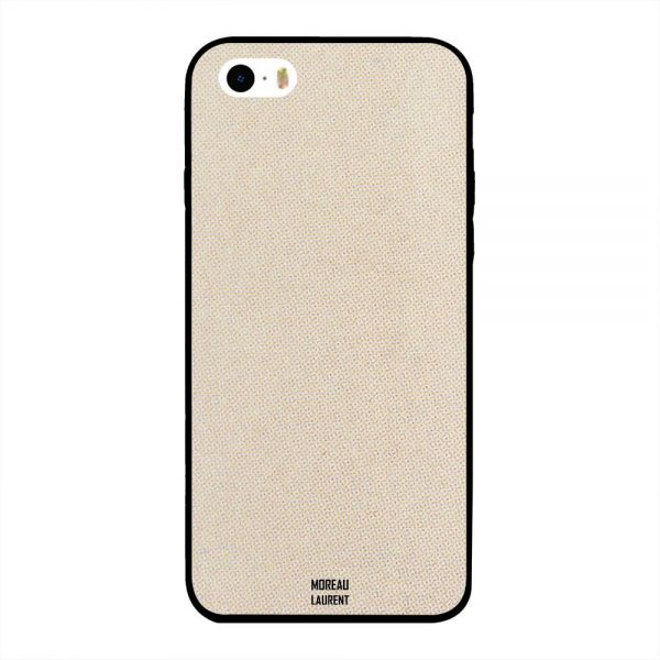73902e5f7338c8 Apple iPhone 5S Case Cover Off White Pattern