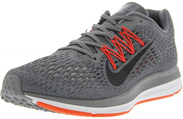 01a75e59b3c69e Nike Men s Zoom Winflo 5 Gunsmoke   Oil Grey - Thunder ankle-High ...