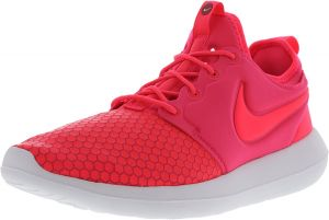 884114b50bb8 Nike Men s Roshe Two Se Gym Red   - Solar Ankle-High Running Shoe 10M