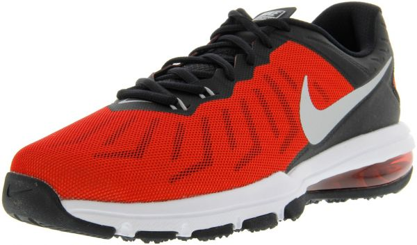 64f6c9770c Nike Men's Air Max Full Ride Tr University Red / Metallic Silver ...