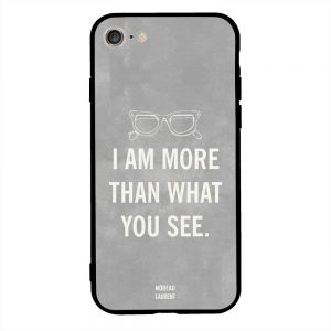 444efeee894 Apple Apple Iphone 7 Case Cover I Am More Than What You See