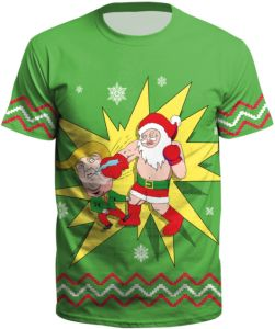 ac799a4f8f3f Men Woman Christmas series 3D Printed T-shirts round neck Short Sleeve Tops  Christmas Gifts Tee Shirt ZY