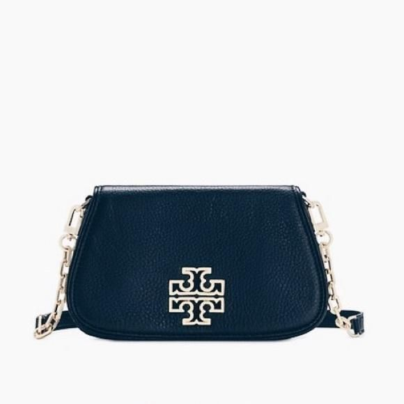 cb32ecc1686 Tory Burch Britten Clutch Mini Cross body Bag