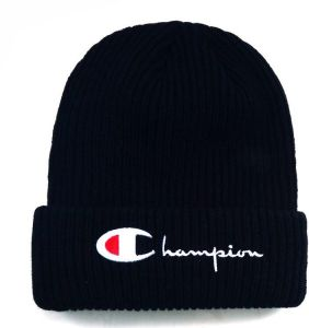 c1b23cd53c3 Champion Beanie   Bobble Hat For Unisex